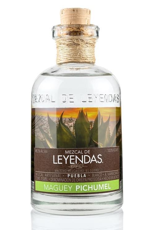 Mezcales de Leyenda Pichumel Puebla (750ml)