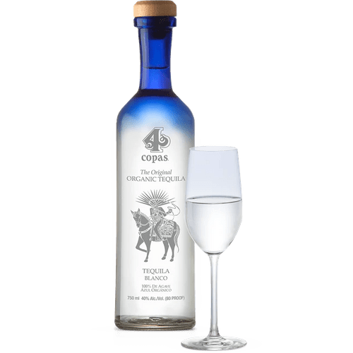 4 Copas Blanco (750ml)