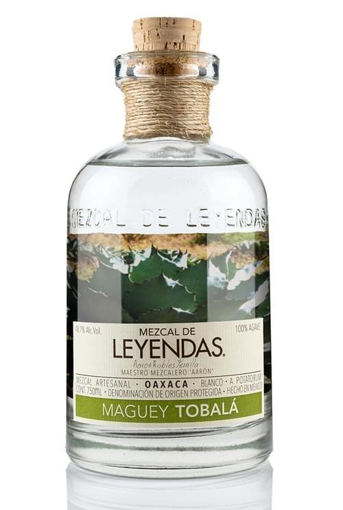 Mezcales de Leyenda Tobala Oaxaca (750ml)