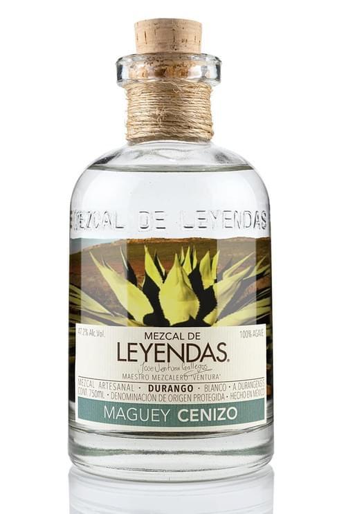 Mezcal de Leyendas Cenizo Durango (750ml)