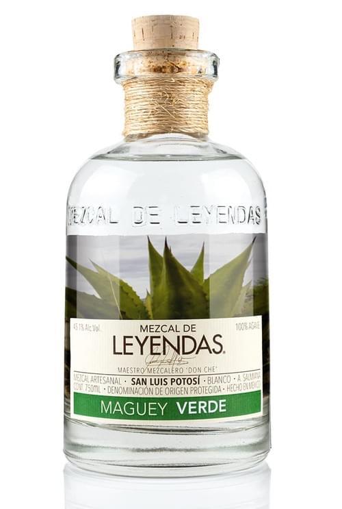 Mezcales de Leyenda Verde San Luis Potosi (750ml)
