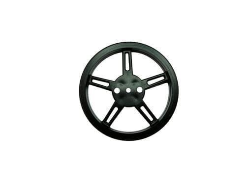 9G 360 Degree Continuous Rotation Servo Wheel