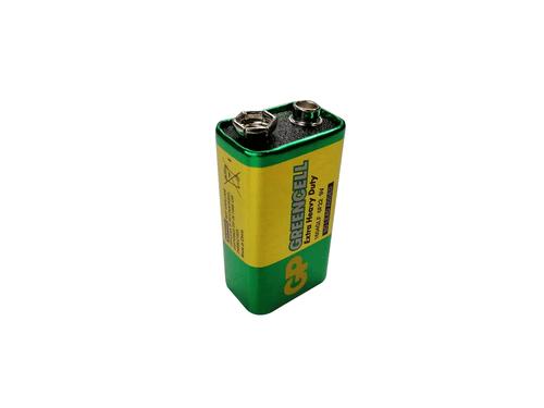 GP 9V Battery Greencell Extra Heavy Duty 9V Batteries