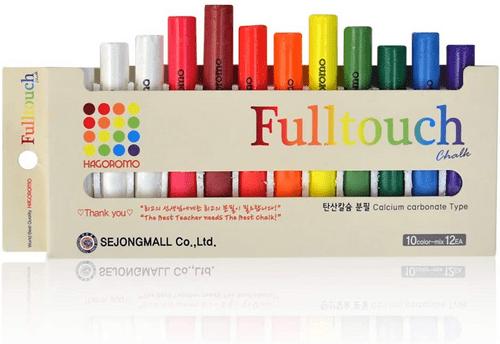 HAGOROMO Fulltouch Color Chalk