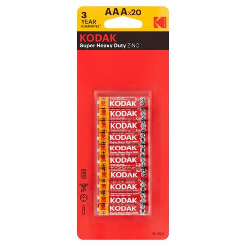 AA / AAA batteries (10/pack)