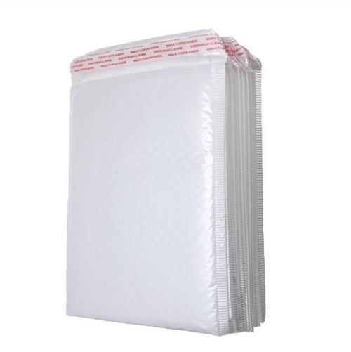 25x22cm White Foam Envelope
