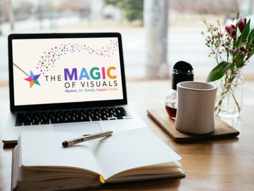The MAGIC of Visuals Course