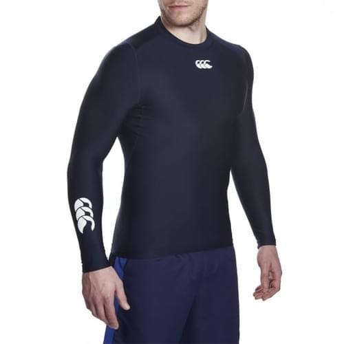 Funkční triko Canterbury Thermoreg Long Sleeve Top Black