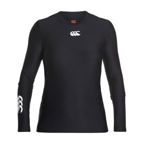 Dámské funkční triko Canterbury Womens Thermoreg Long Sleeve Top Black