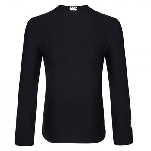 Dětské funkční triko Canterbury Junior Thermoreg Long Sleeve Top Black