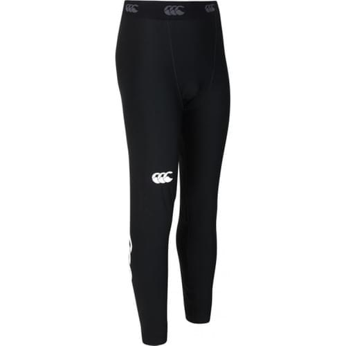 Dětské legíny Canterbury Junior Thermo Leggings Black