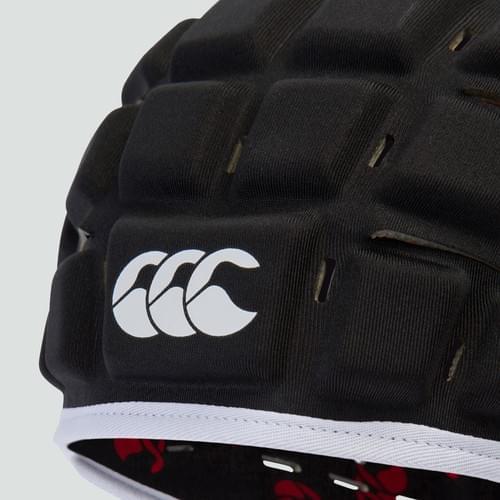 Dětská helma Canterbury Reinforcer Kids Black