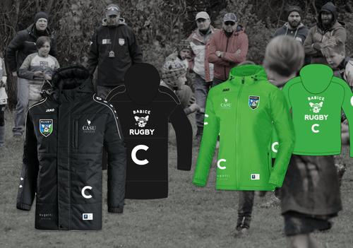 Trenérská zimní bunda JAKO