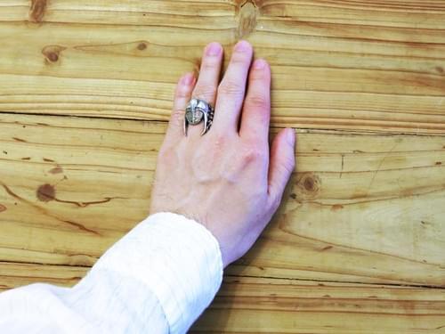 Onnia三葉蟲戒指 / Onnia Trilobite Ring
