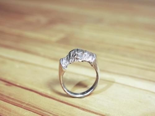 雪山戒指 / Snow Mountain Ring
