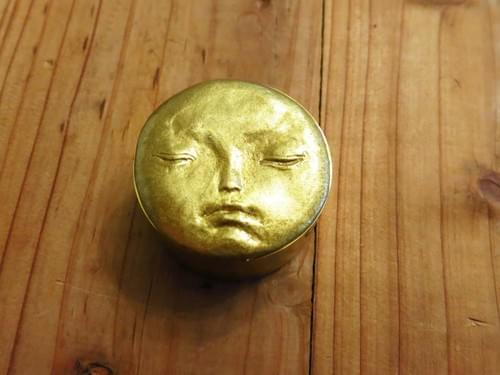 月盒(黃銅版) / Moon Box(brass)