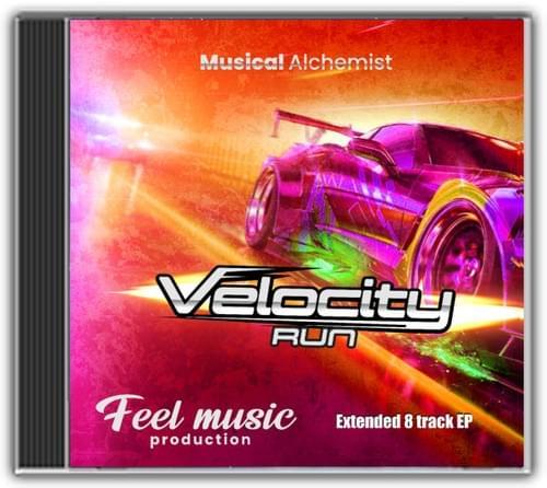 Velocity Run - extended EP | pre-order