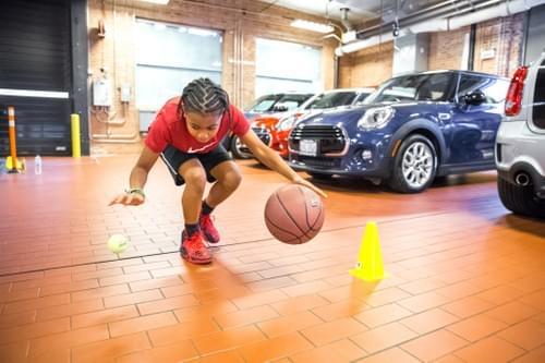 3-Week Fall/Winter Basketball Program - Youth Level