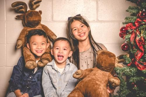 2021 Christmas Family Photo mini session--Oct 24
