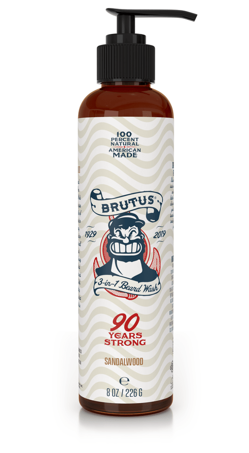 BRUTUS 3 in 1 Beard Wash