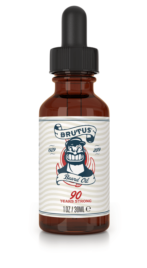 BRUTUS Beard Oil - 1oz