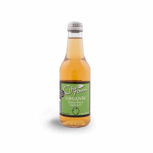 土耳其有機蘋果汁/CF Organic Apple Juice 250ml (12 bottles)