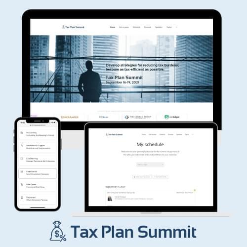2021 Tax Plan Summit - Ultimate Access