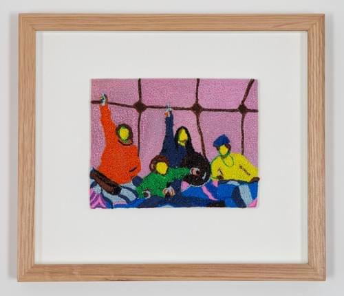 Mémoire Vive 14 - embroidery
