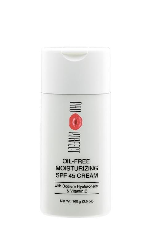 Oil-Free Moisturizing SPF 45 Cream