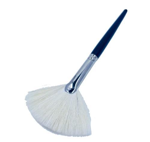 Fan Highlighter Brush