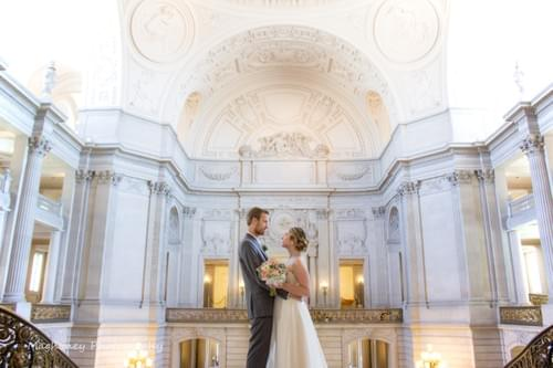 San Francisco City Hall Wedding - All-in-One
