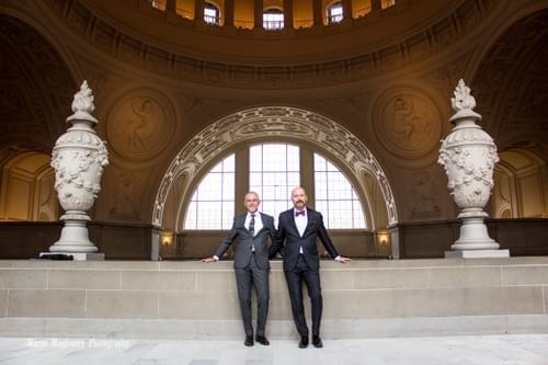 San Francisco City Hall Wedding - Basic