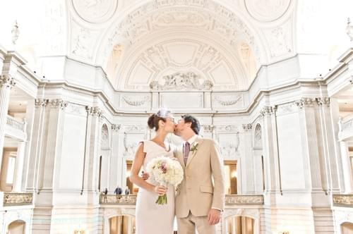 San Francisco City Hall Wedding - Basic