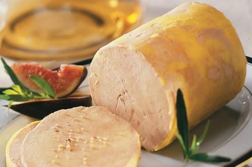 Foie gras de canard artisanal mi-cuit au Porto et Cognac