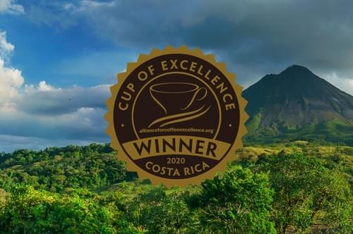 COSTA RICA /  2020 COE WINNER DON MAYO LA LOMA