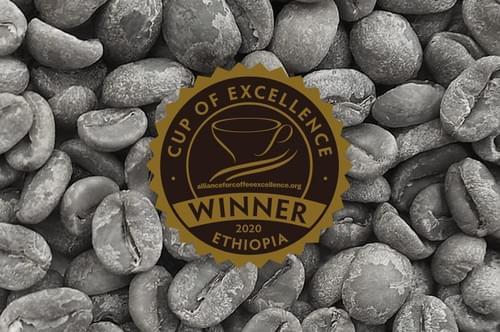 【生豆:数量限定販売】COE2位  エチオピア