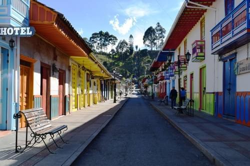 COLOMBIA  /  BUENA VISTA