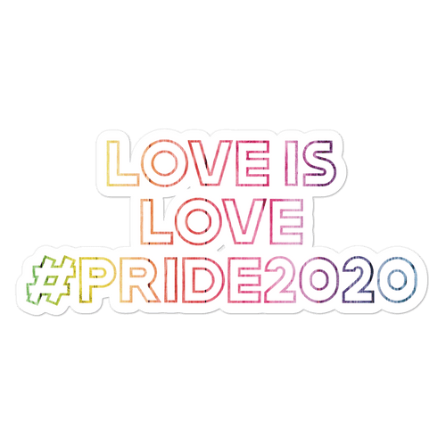 PRIDE 2020 Sticker