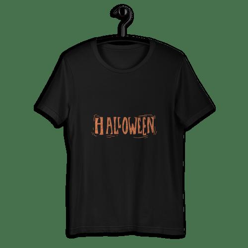 Halloween in Orange and Black