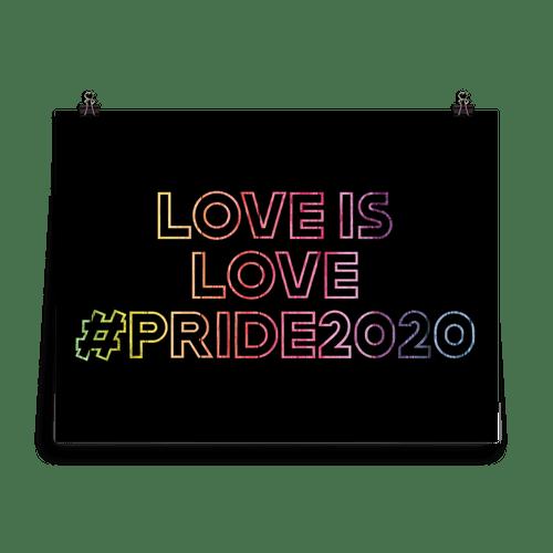 PRIDE 2020 Poster