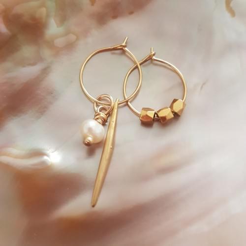 Mini Créoles ALMA