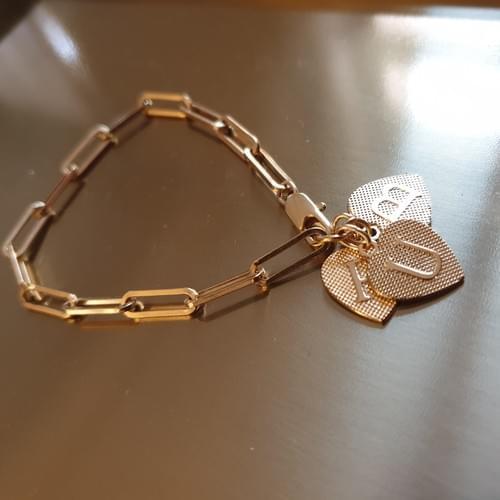 Bracelet CARACTERE 3 LETTRES