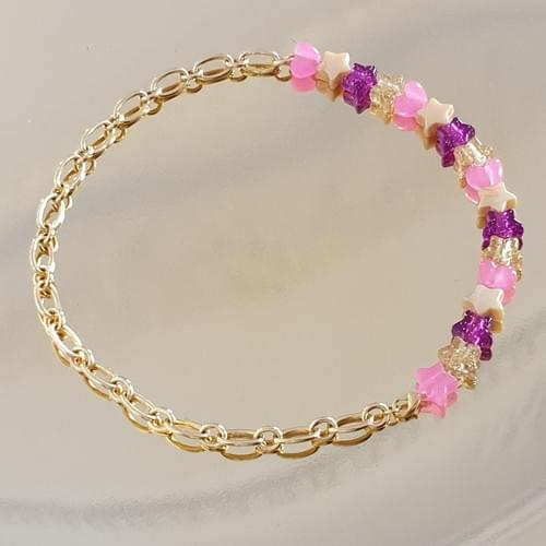 Collier ROSY SPARKLES