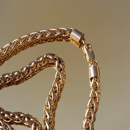 Collier GOLDEN ROPE