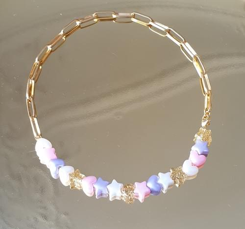 Collier ROSY PEARLY