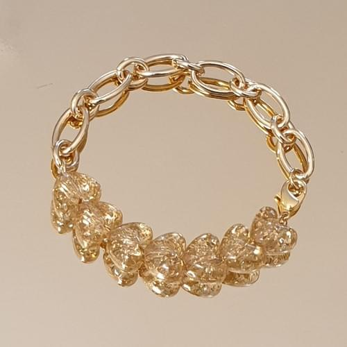 Bracelet GOLD SPARKLES