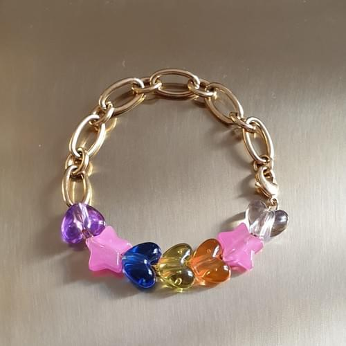 Bracelet SWEETY GLOSSY