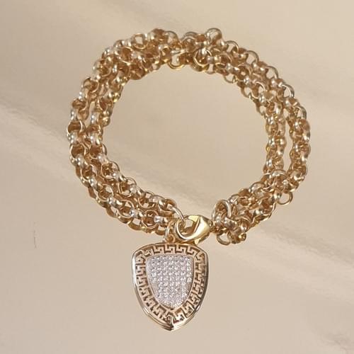 Bracelet VINTAGE SHIELD