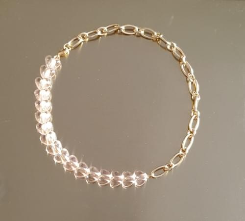 Collier CHAMPAGNE