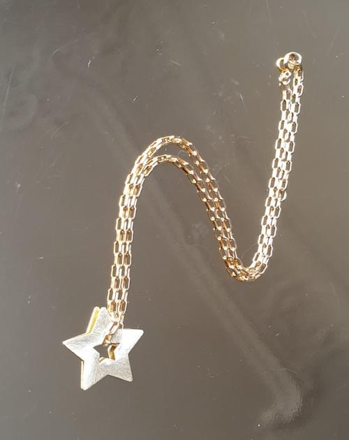 Collier SHINY STAR